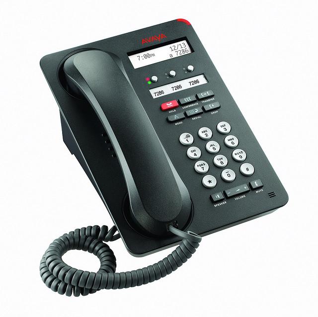 Avaya1403phone