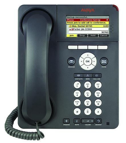 Avaya9620CIPphone